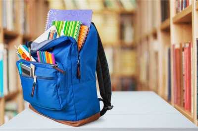 Spring Clean your School Bag